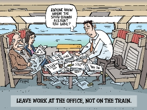 officetrain
